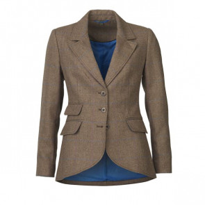 LAKSEN NESS TWEED DAMENBLAZER